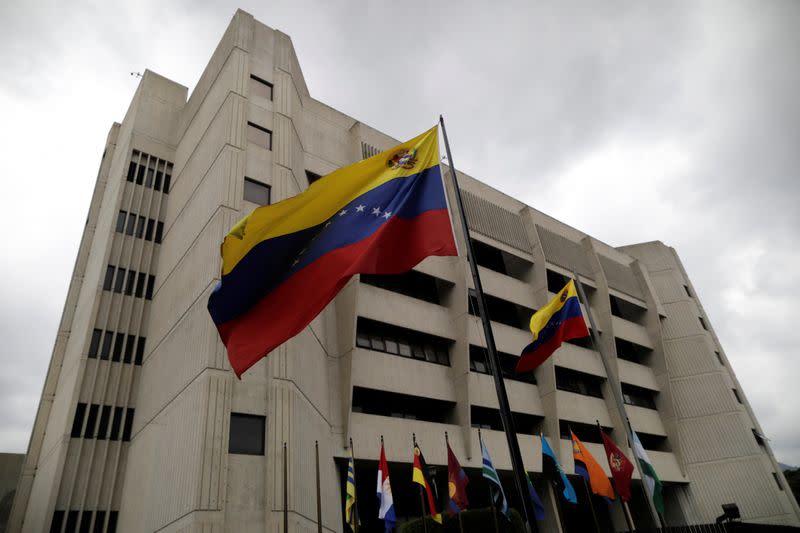 Venezuela's Supreme Court says congress failed to name electoral authorities
