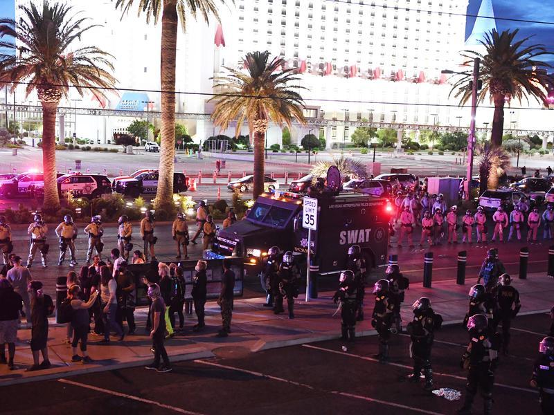 合理感受威脅 美國警察可直接開槍