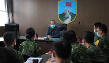 10軍團縝密官兵輔考掌握 確維營外安全