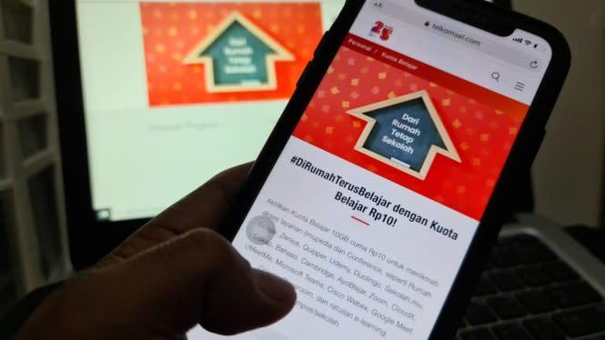 Telkomsel Bagi Kuota Internet 10GB Harga Rp10, Aktifin Segera