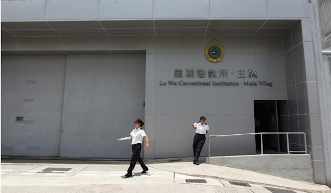 The women are serving their sentences in Lo Wu Correctional Institution. Photo: Nora Tam