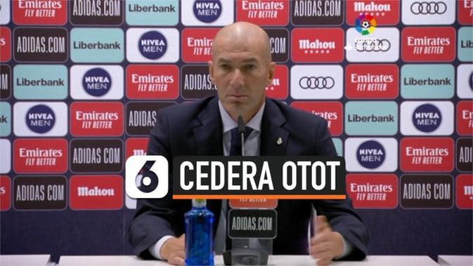 VIDEO: Eden Hazard Alami Cedera Setelah Menang 1-0 atas Valladolid