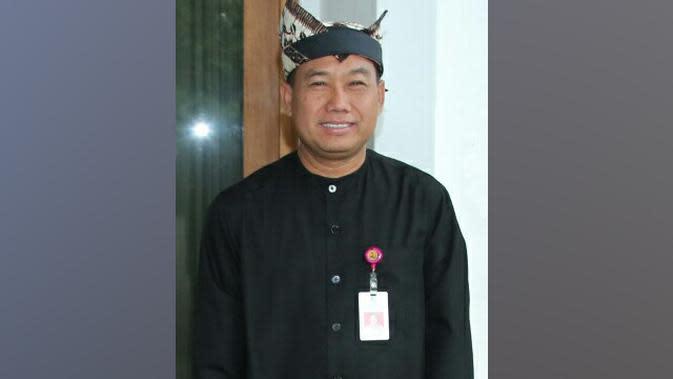 Sekretaris Daerah (Sekda) Banyuwangi, Mujiono.