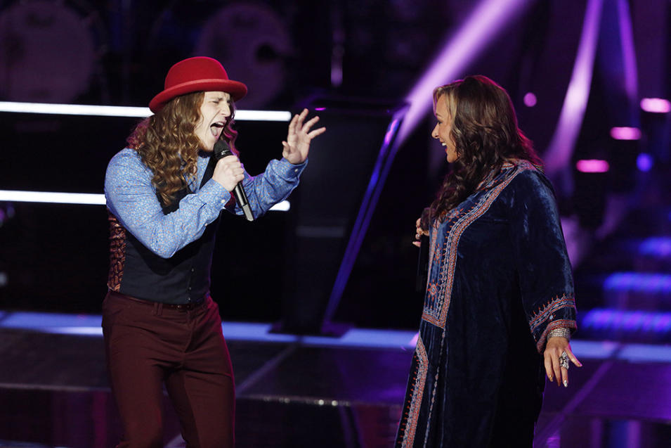 The Voice - Episode 410