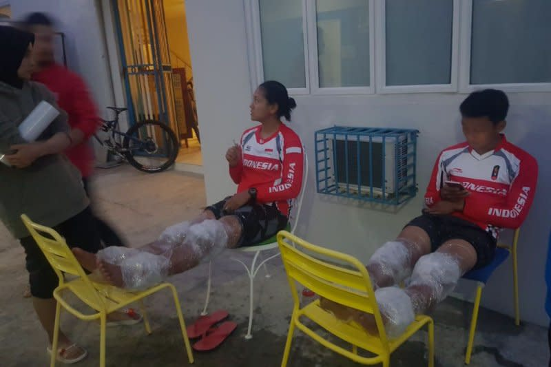 Tim balap sepeda waspadai perubahan cuaca di Filipina