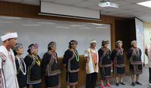 山林友萬榮展覽 布農族人演唱傳統歌謠揭幕 (圖)