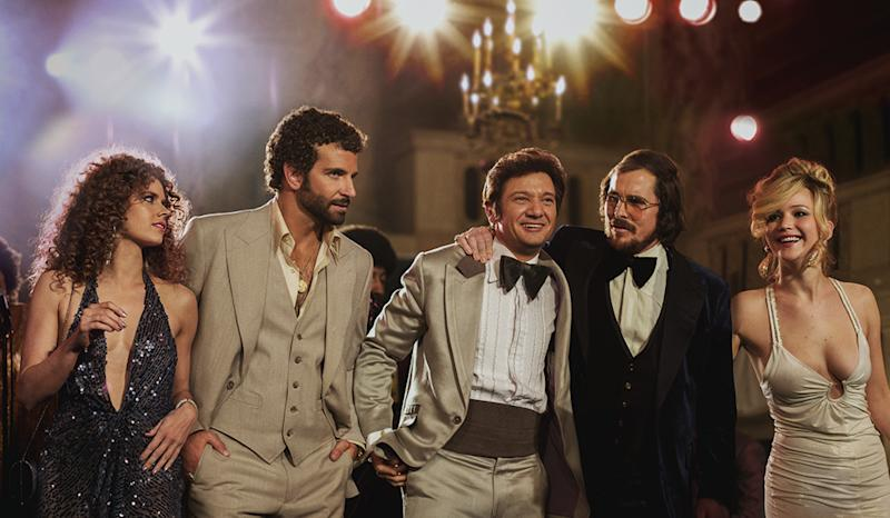 First Trailer Released for 'American Hustle' (VIDEO)