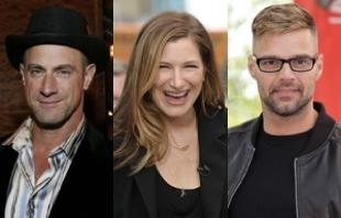 Chris Meloni (Maybe), Kathryn Hahn, and Ricky Martin Are About to Provide Guest Services