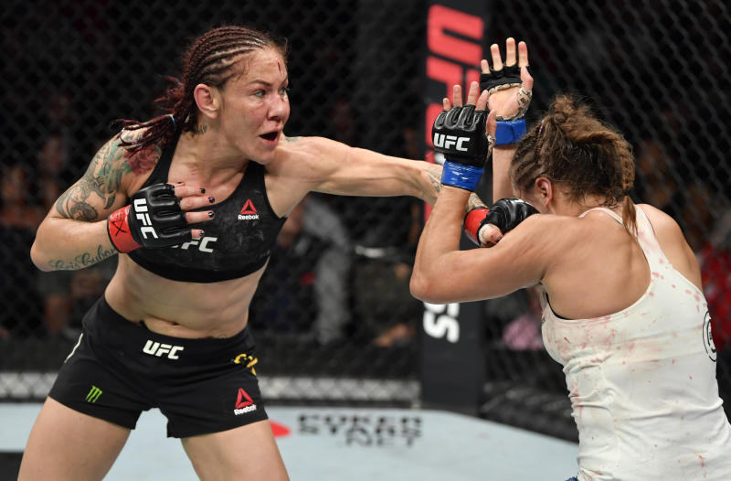 Cris Cyborg will make her Bellator debut in January in a title fight against Julia Budd at The Forum in Southern California, marking her first fight since leaving the UFC.