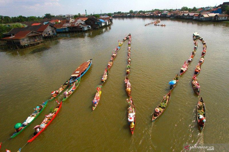 Bikin indah Kota Seribu Sungai, Banjarmasin bakal bangun 11 jembatan