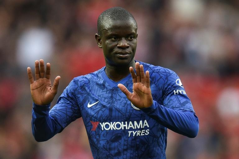 Chelsea coach Frank Lampard was waiting to make a decision on N'Golo Kante's fitness for the Super Cup after the Frenchman picked up a knock against Manchester United at the weekend