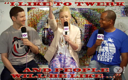 The Aftermath: Iggy Azalea on Obama and Jay-Z, Chuck D's 'N's In Paris' Diss, and Rihanna and Chris Brown's Media Hustle