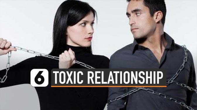 VIDEO:Tanda Terjebak Toxic Relationship Seperti Kesha Ratuliu