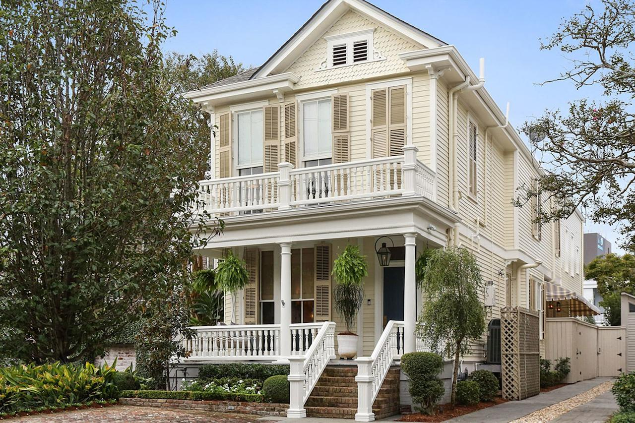 <p>The home was built in 1904 for prominent judge Lawrence O'Donnell, his wife, and their six children. In 1923, the home served as wedding venue for the family's youngest daughter.</p>