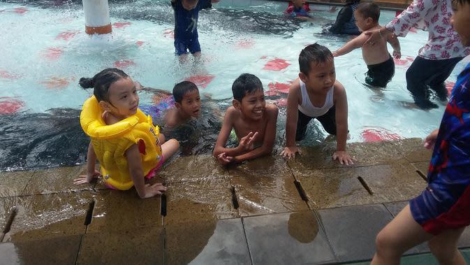 Waterpark dan Kolam Renang di Jakarta Dilarang Beroperasi Selama PSBB Transisi
