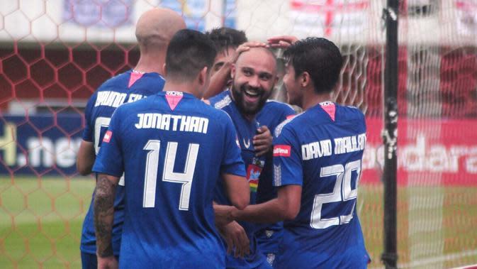Madura United Mewaspadai Striker Asing PSIS