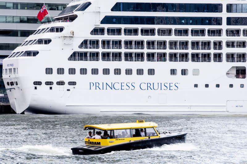 Kapal pesiar Princess Cruises minta maaf atas ketidak-pekaan budaya Maori