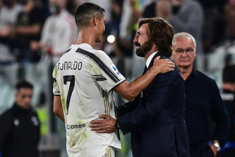 Pirlo off to winning start as Juventus coach