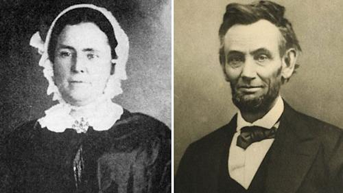 Lincoln to Mary Owens: I'm just not that into you