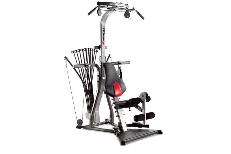 bowflex total home gym machine