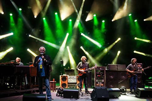 Phish Plan Multiple Residencies for 2014 Summer Tour