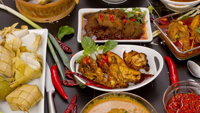 Makanan Bersantan (Photography SS/Shutterstock)