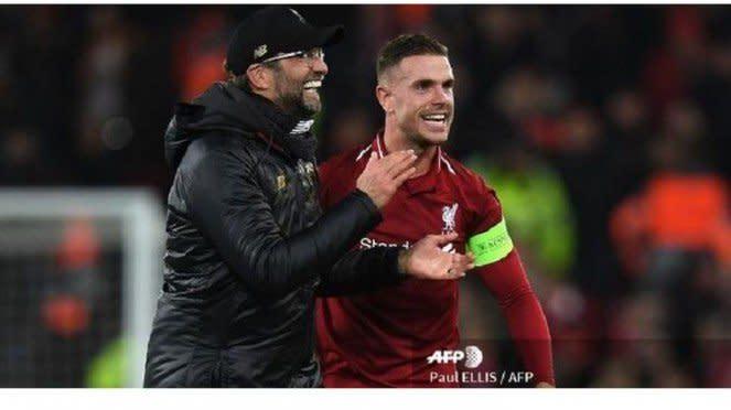 Pelatih Jurgen Klopp sukses membawa Liverpool juara.