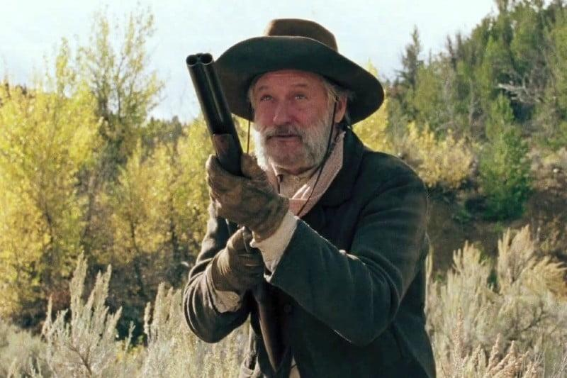 Shot from The Ballad of Lefty Brown