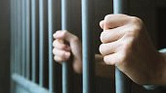 Ilustrasi tahanan. (iStockphoto)