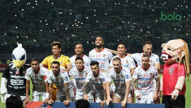 Skuat Bali United di Shopee Liga 1 2019. (Bola.com/Aditya Wany)