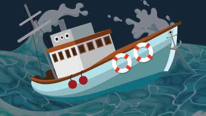 Akal-akalan Kapal Nelayan Selundupkan 16 Pemudik ke Pulau Mentawai