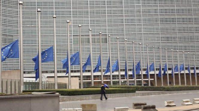 Kematian George Floyd, Uni Eropa Sebut AS Salah Gunakan Kekuasaan