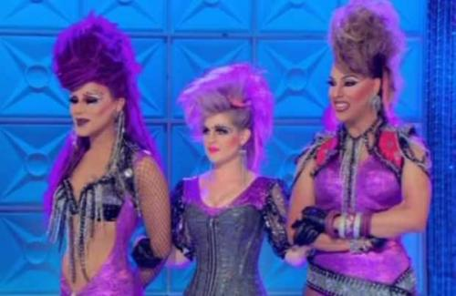 Kelly Osbourne & Friends Serve Girl-Group Realness On 'RuPaul's Drag Race: All-Stars'