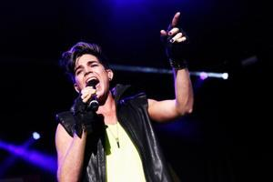 'Glee' Goes Glam: Adam Lambert Joins the Cast