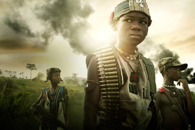 Shot from Beasts of No Nation