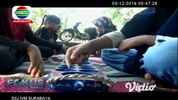 VIDEO: Pemuda di Sidoarjo Dirikan Kampung Lali Gadget