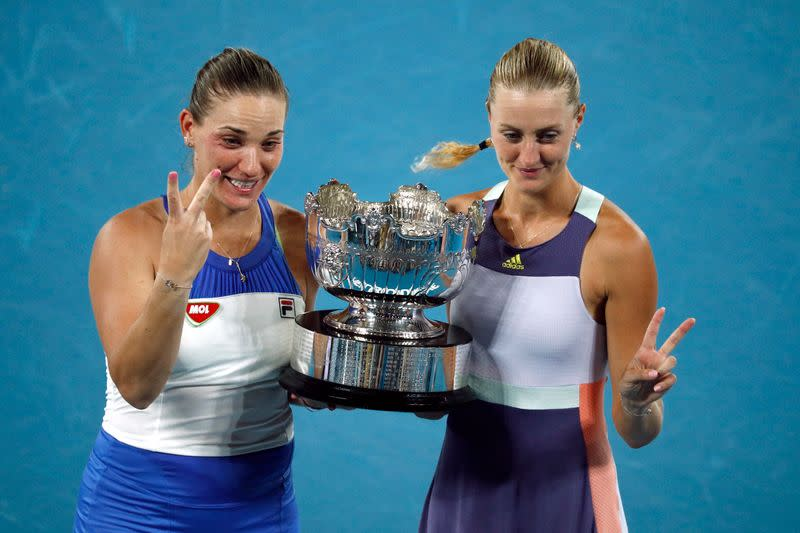 Babos decries U.S. Open doubles withdrawal