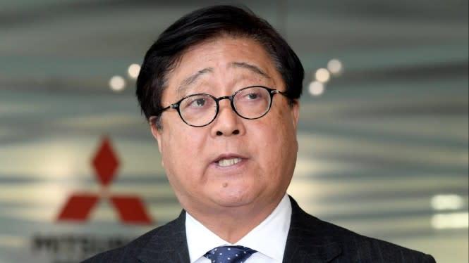 Bos Mitsubishi Motors Meninggal Dunia