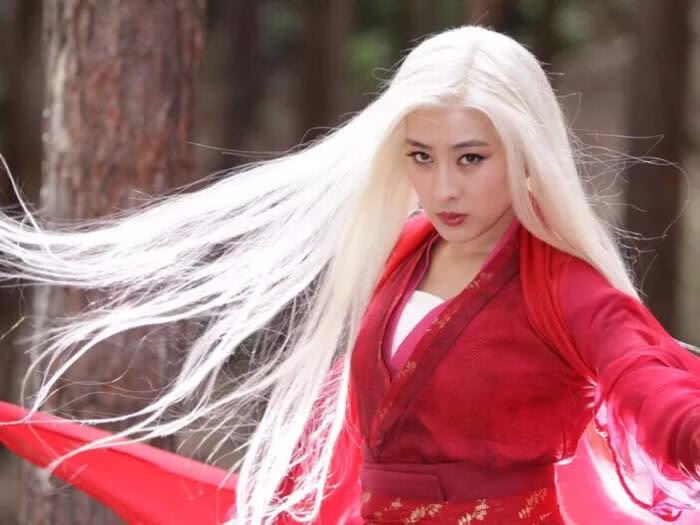 《新白髮魔女傳》馬蘇