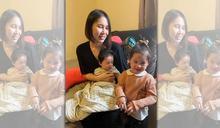 余苑綺抗癌成功未復出 先幫小孩開頻道樂當星媽