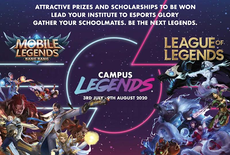 Campus Legends Season 2 (Singapore)