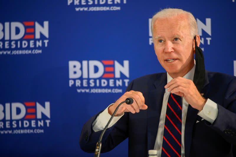 Trump dan Biden gelar acara di negara bagian-negara bagian penting saat kampanye memanas