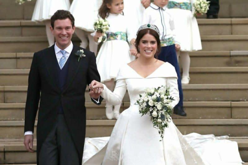 Istana Buckingham umumkan kehamilan Putri Eugenie
