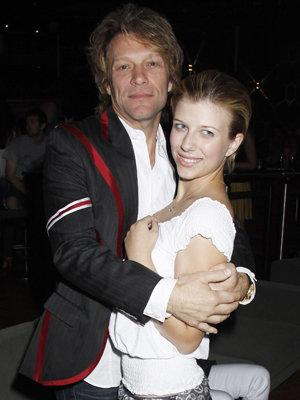 Jon Bon Jovi Speaks Out About His Daughter's Drug Overdose: 'We'll Get Through It'