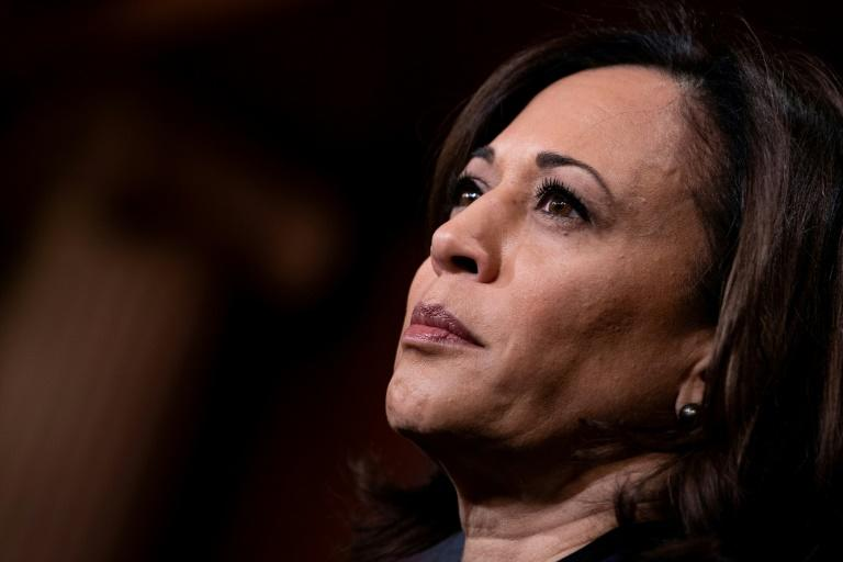Harris under scrutiny for tough-on-crime prosecutor past