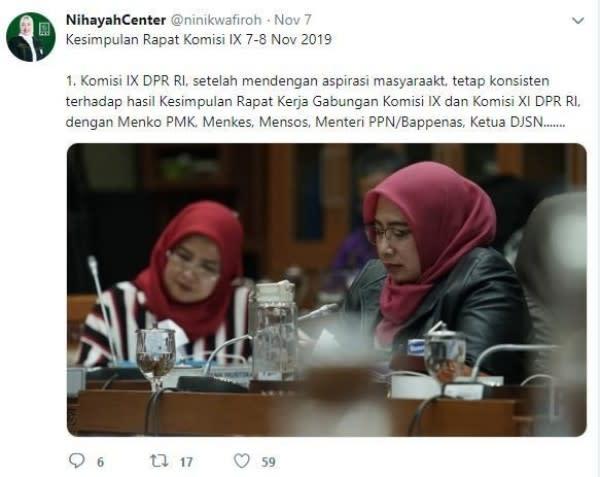 Benarkah Peran Perempuan Politisi Masih Dianggap Rendah? Ini Faktanya