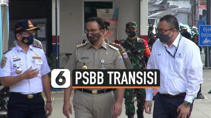 VIDEO: Anies Ungkap Penyebab Lalu Lintas Jakarta Padat di Masa Transisi