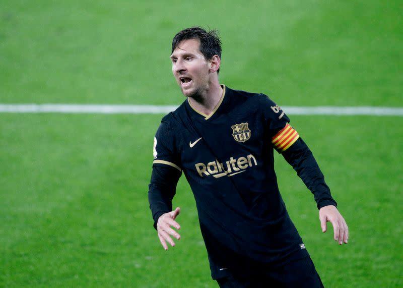Messi has given maximum since ending transfer saga, says Barca coach Koeman