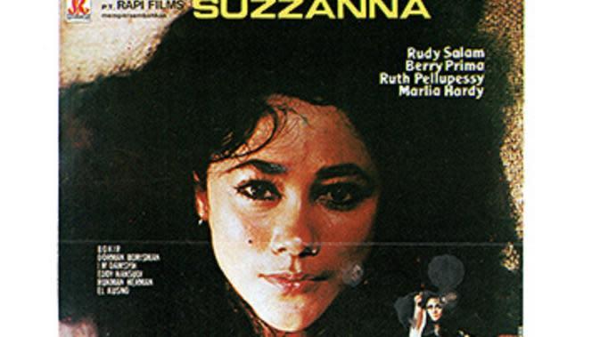 Film Sundel Bolong yang diperankan Suzzanna tayang 1981 silam.