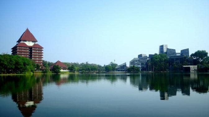 Kampus Universitas Indonesia (UI) (Doc. Universitas Indonesia)